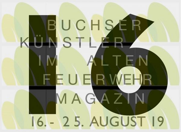 Gestaltung Plakat und Flyer: Petra Njezic, Buchs