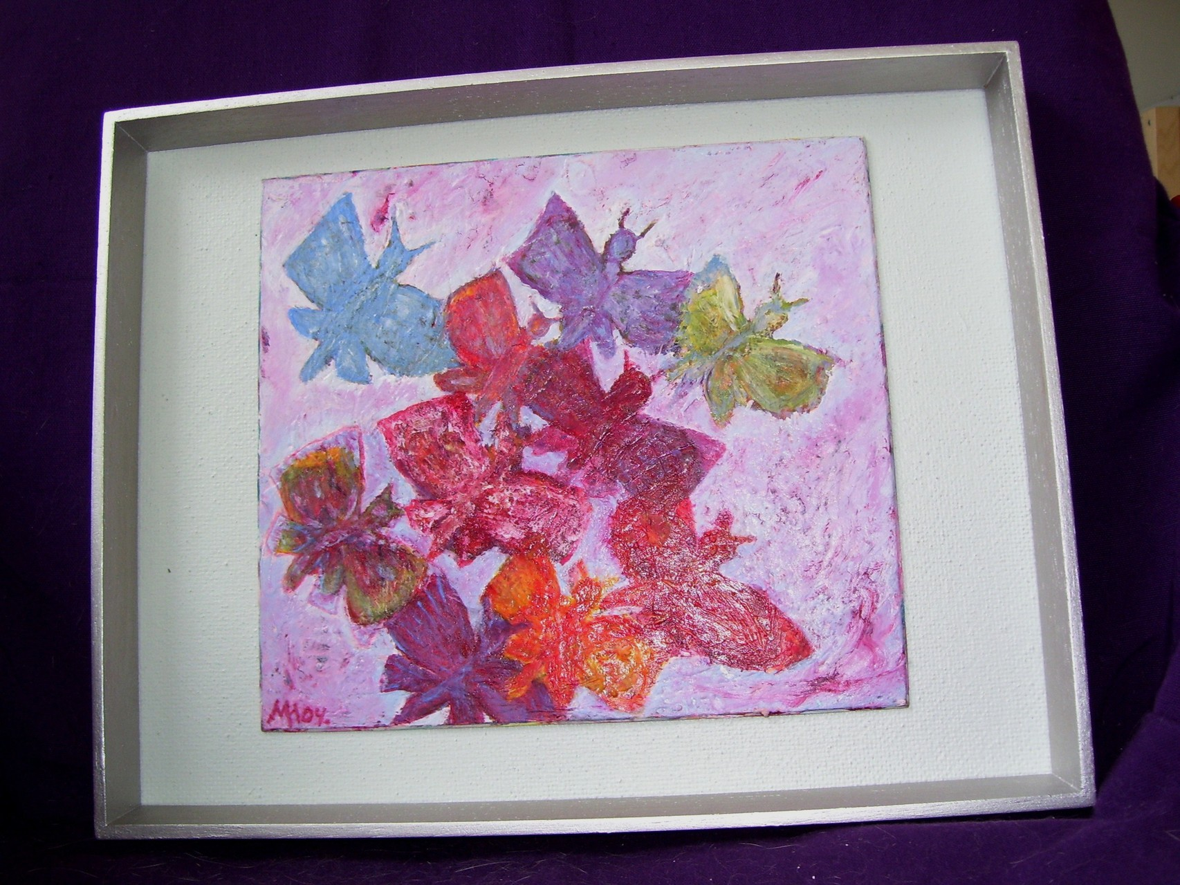 Schmetterling  2004 (verk.)
