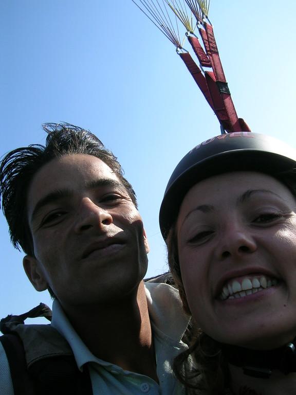 Surfeando las nubes de los Himalayas