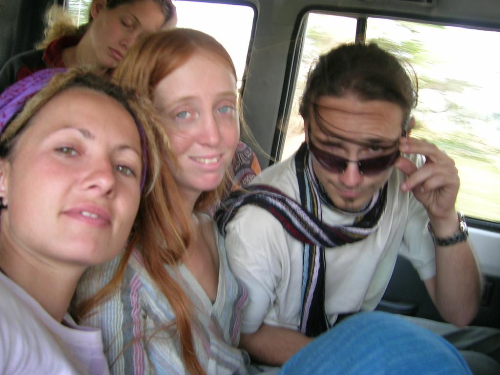 De camino a Amritsar