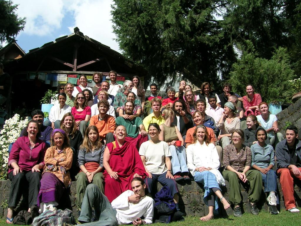 El curso de budismo y meditación