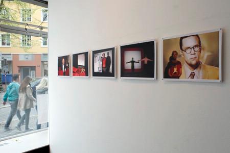 Ausstellungsansicht, Kunst-Quartier, BBK Osnabrück