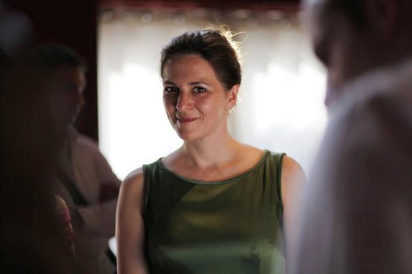 Martina Gedeck, Emden 2011