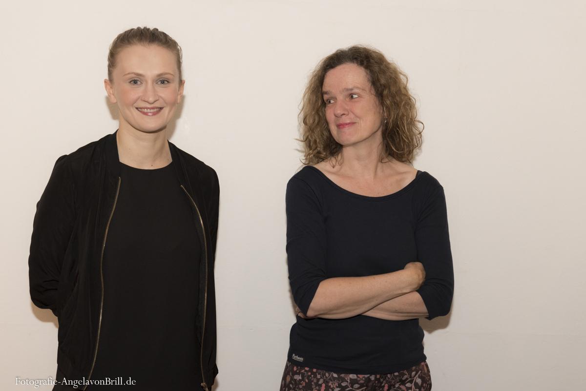 Julia Scheck (Unabhängiges FilmFest Osnabrück), Kerstin Hehmann