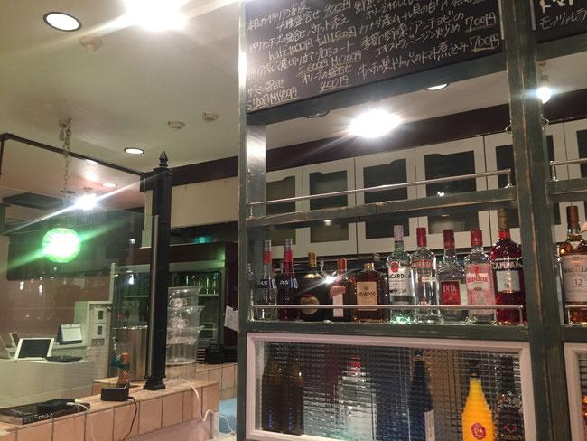 イタリアンレストラン工事