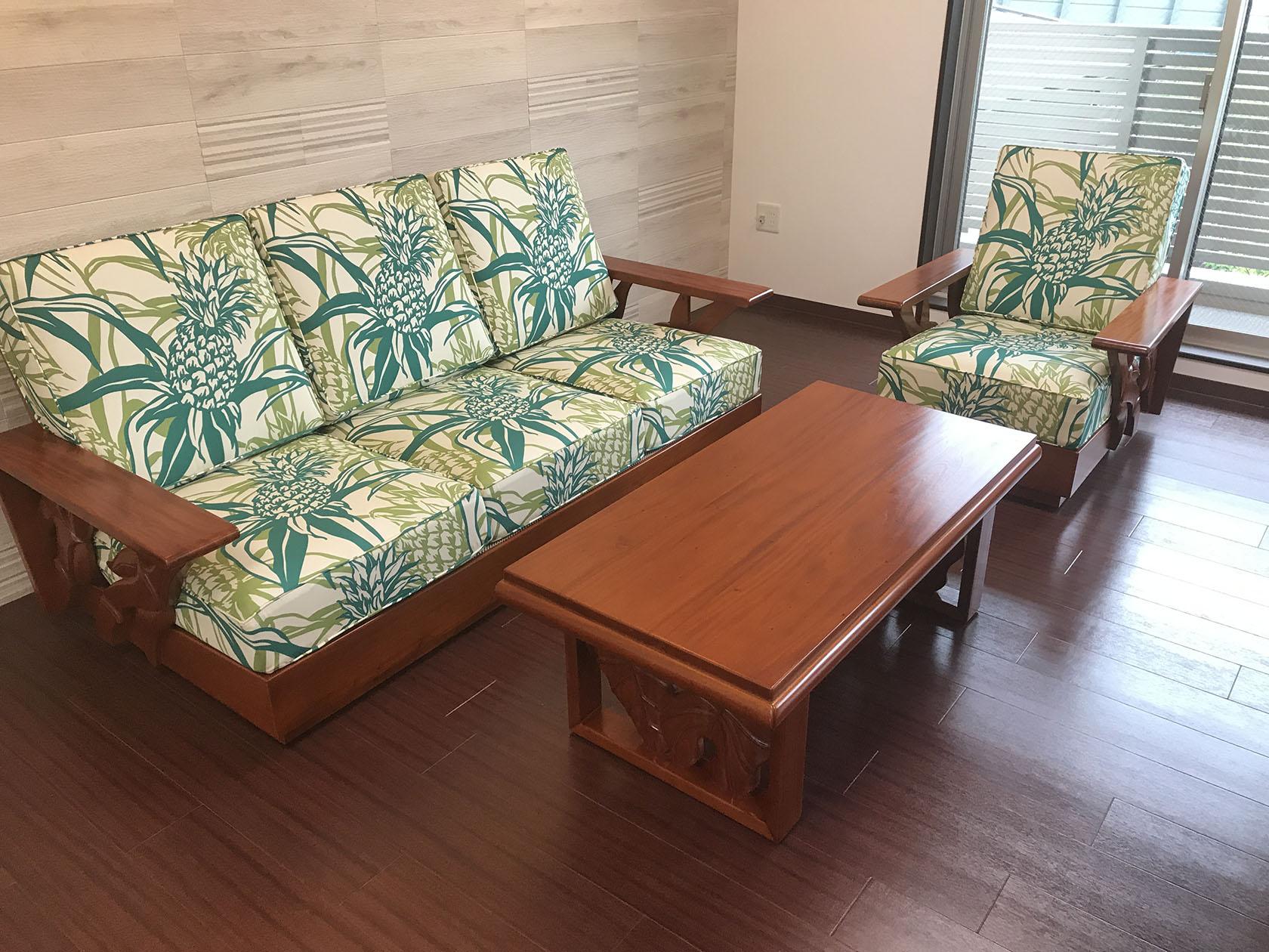 ハワイアン老人ホーム