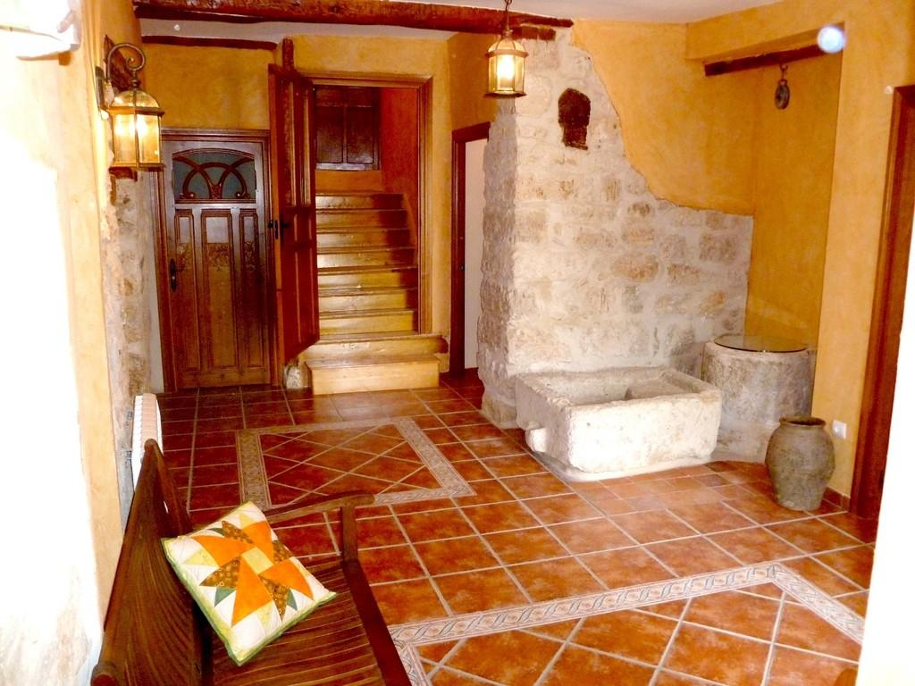 Casa Rural La Cúpula del Convento | Vestíbulo I