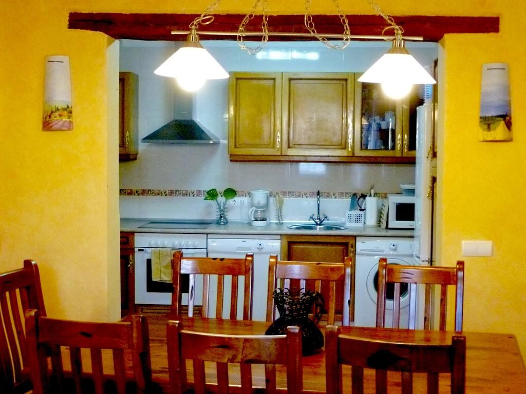 Casa Rural La Cúpula del Convento | La Cocina