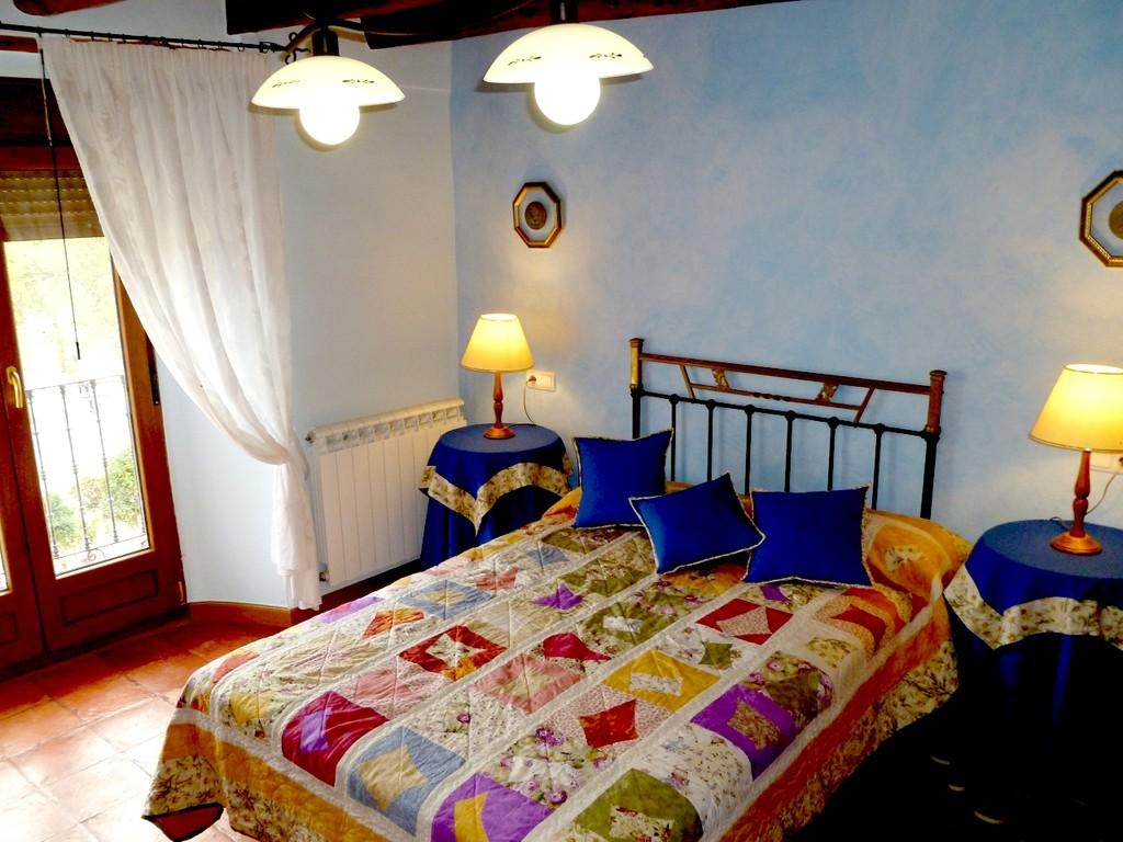 Casa Rural La Cúpula del Convento | Habitación Fuente del Rey
