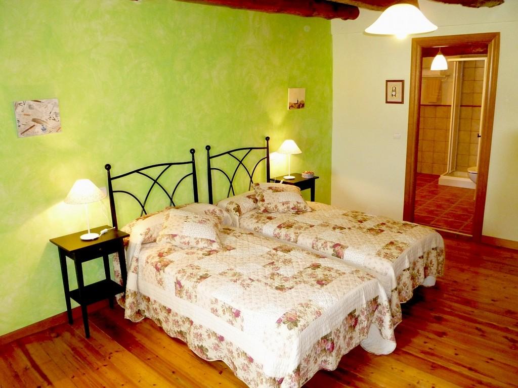 Casa Rural La Cúpula del Convento | Habitación Monte El Viejo