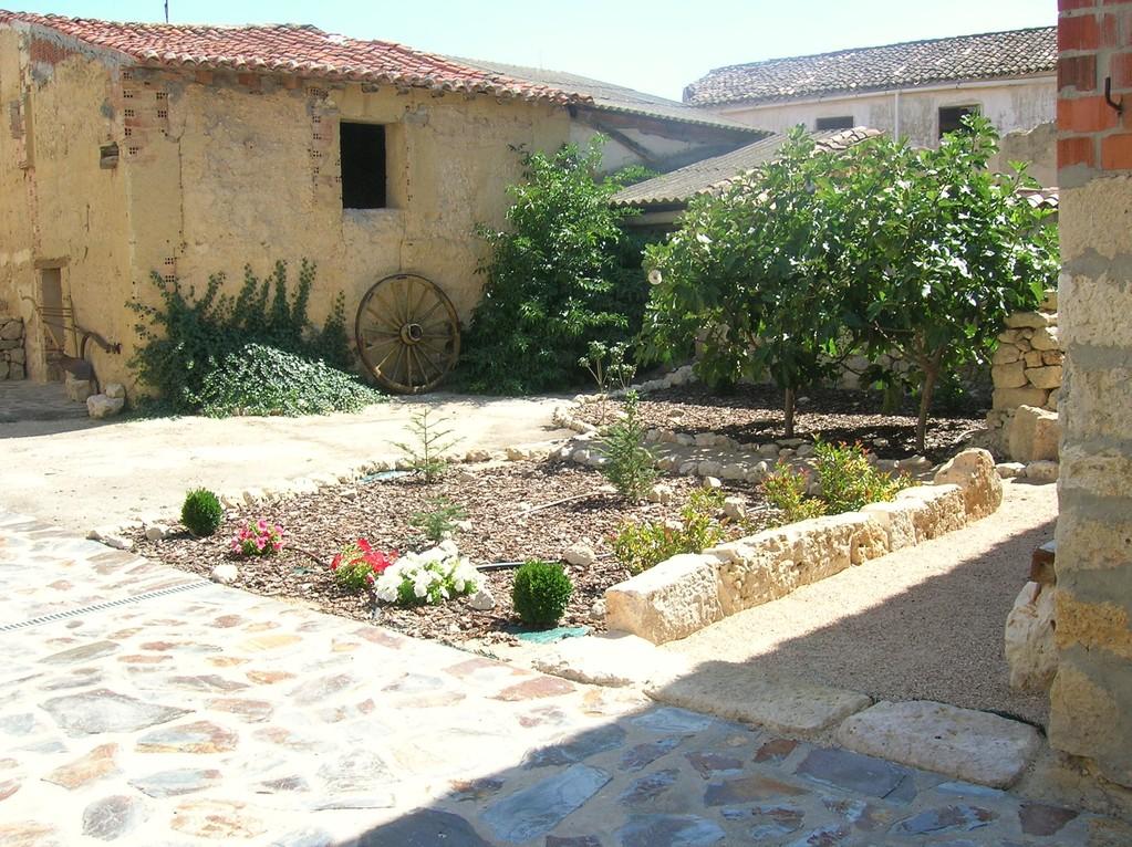 Casa Rural La Cúpula del Convento | El Patio X