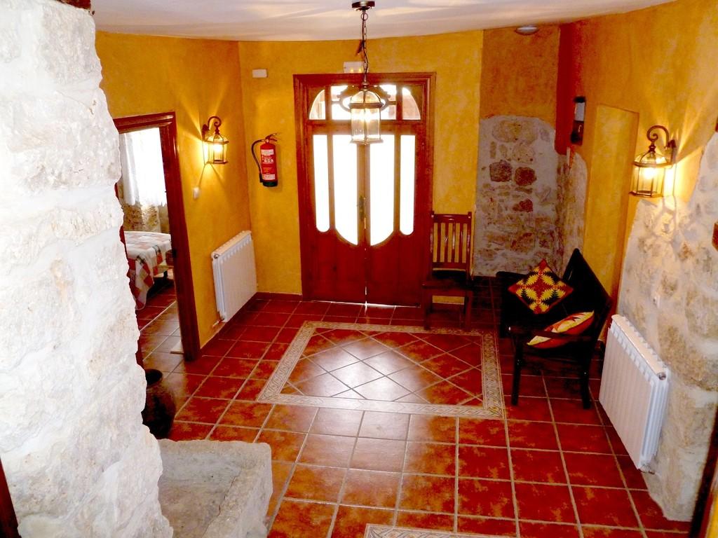 Casa Rural La Cúpula del Convento | Vestíbulo II