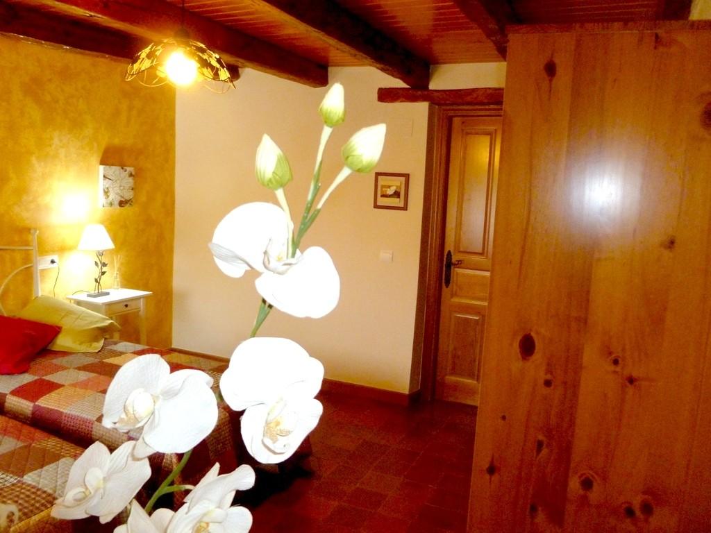Casa Rural La Cúpula del Convento | Habitación Las Cárcavas