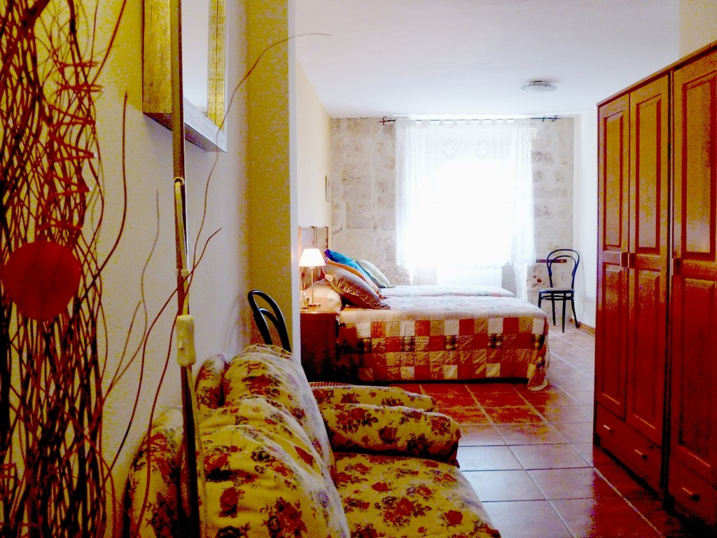 Casa Rural La Cúpula del Convento | Habitación El Mirador de Campos
