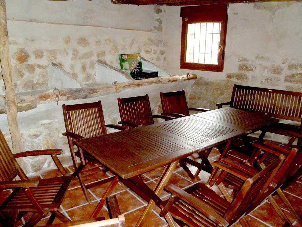 Casa Rural La Cúpula del Convento | La Sala de Ocio