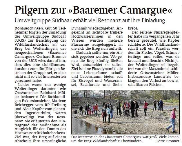 Schwarzwälder Bote 25-4-2013