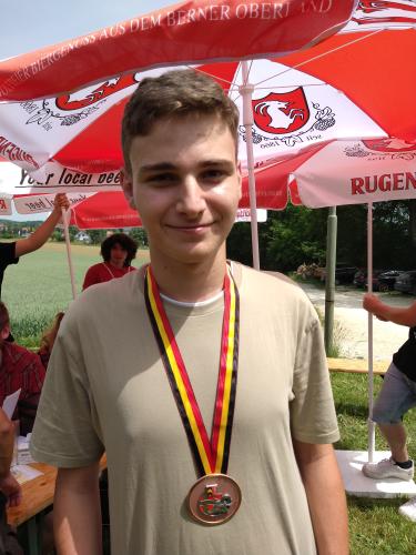 2x 3. Platz am Jungschützen-Wettschiessen