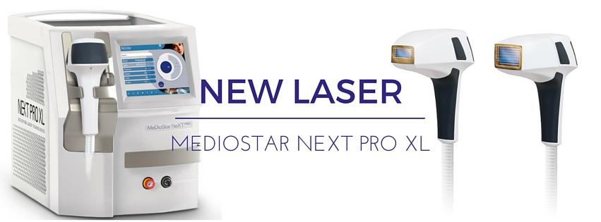 tecnologia di epilazione laser pordenone