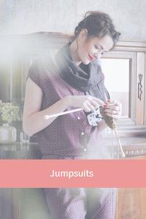 Damenbekleidung Mode Jumpsuits