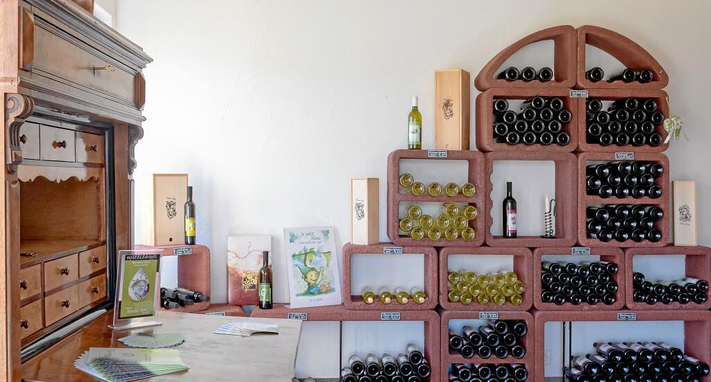 Weinverkauf Monika Fanti, Aesch
