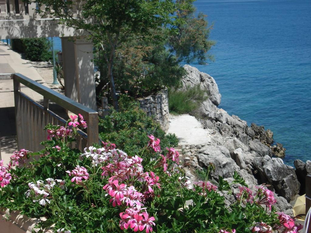 Die Bucht von Moscenice Draga