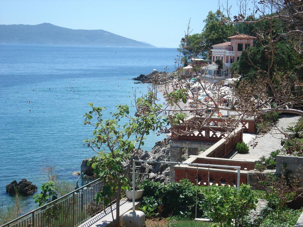 Villa Kleiner - Blick über die Bucht