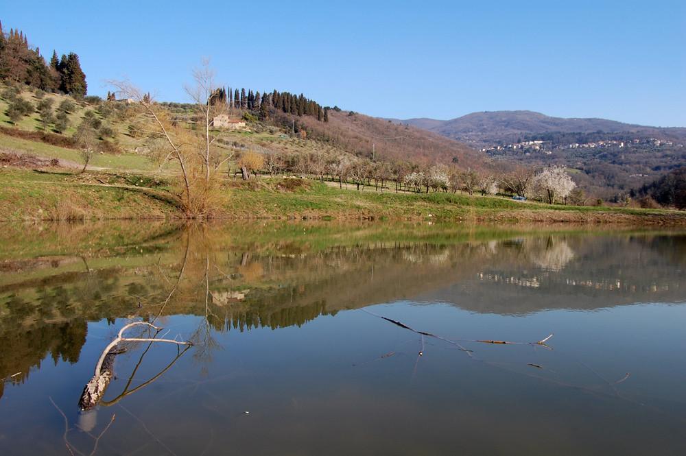 Castello del Trebbio- der Zauber unberührter Natur