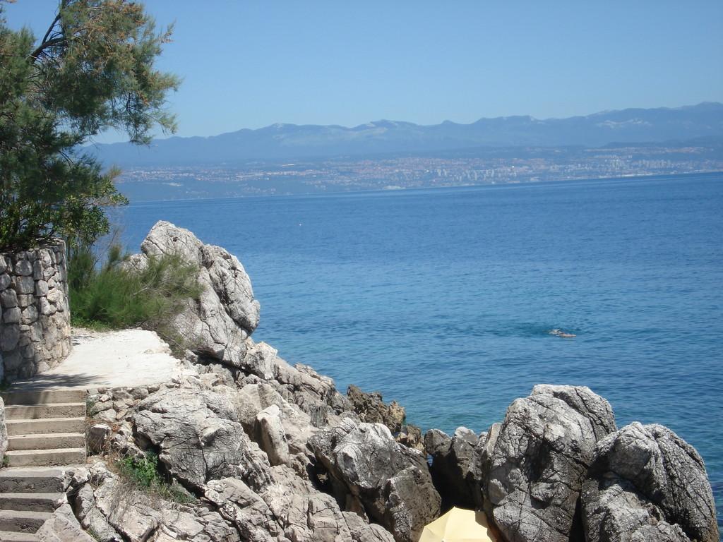 Panoramablich Richtung Rijeka