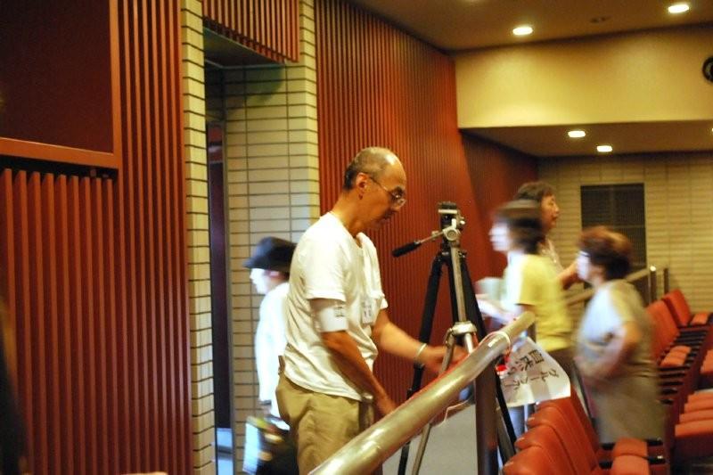 広角と望遠2台のカメラで写真撮影!お手伝いSさん。