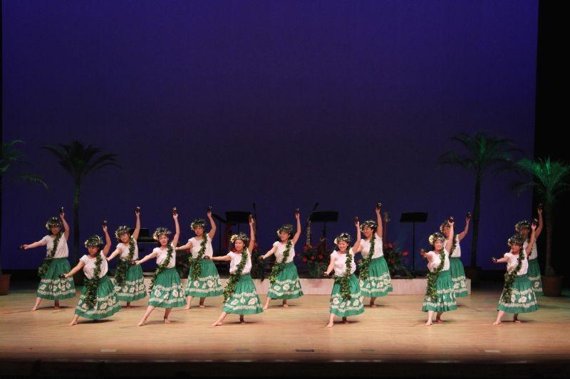 「グリーンランタンフラ楽器」 ハラウフラオワイラニ