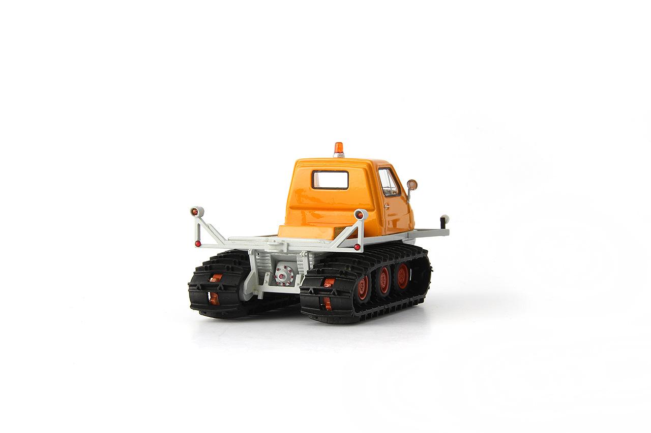 #08005 autocult kahlbacher schneewiesel k2000-naranja 1:43