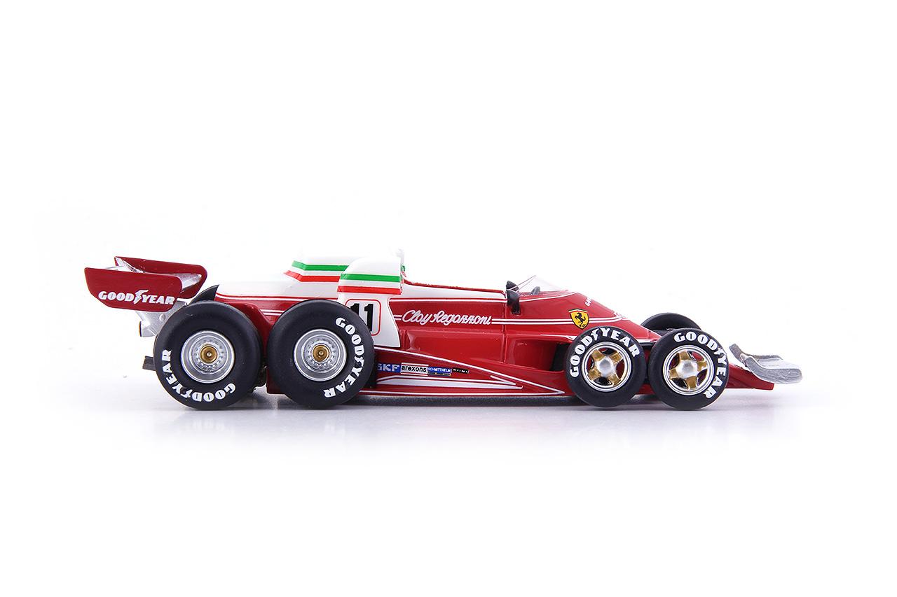 99119 Set Of The Year 2019 Ferrari 312 T8 Italy 1976 Autocult