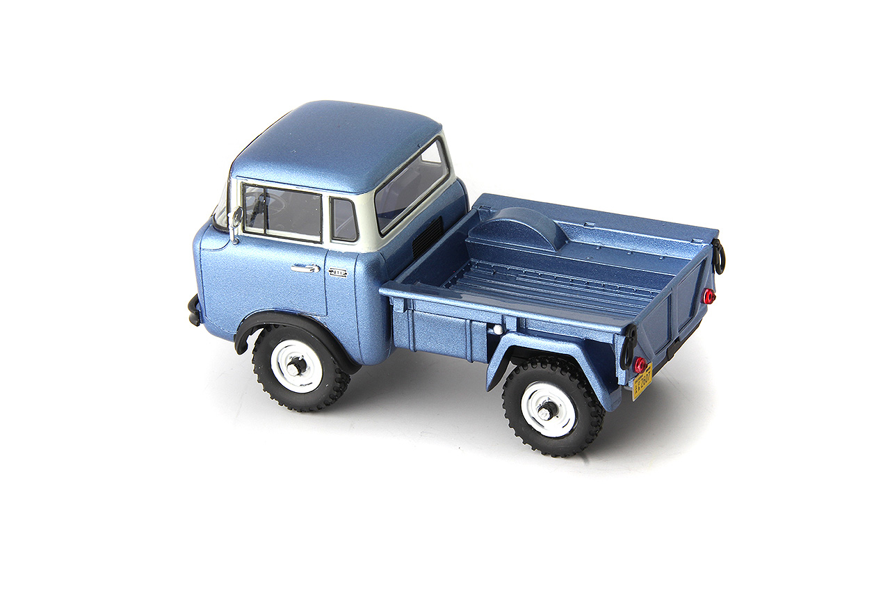 08009 Willys Jeep Fc 150 Pick Up Usa 1956 Autocult Concept Truck Scale 1 43