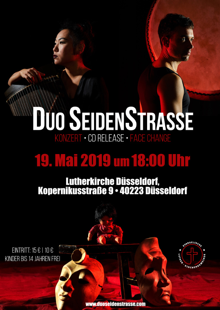 Plakat - Konzert Lutherkirche