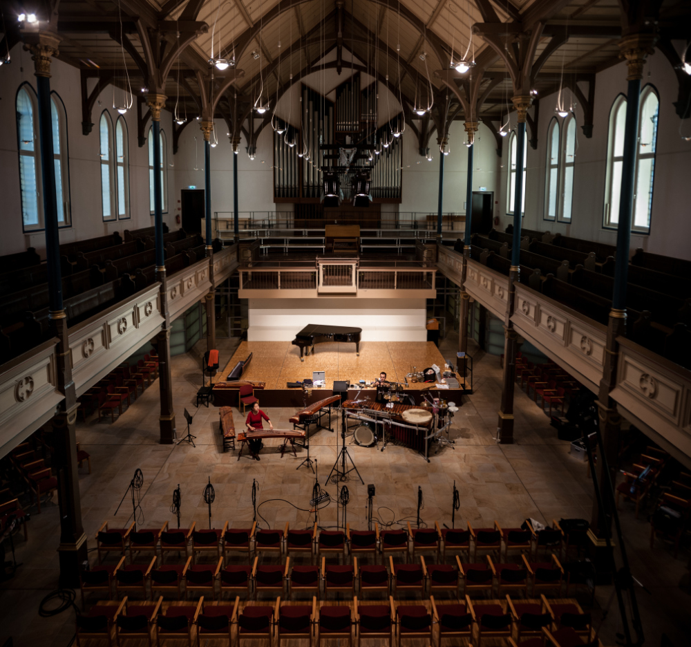 CD-Aufnahme - Immanuelskirche Wuppertal