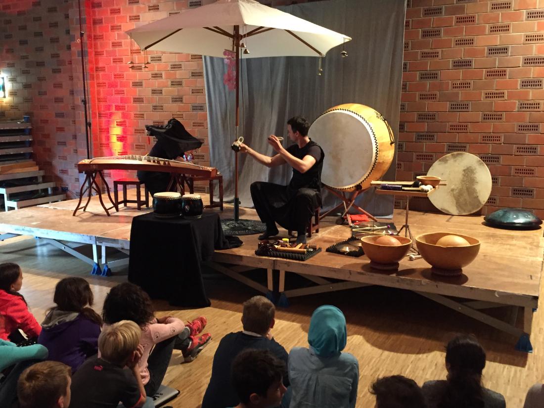 Kindertheater - Junges Festival Knechtsteden
