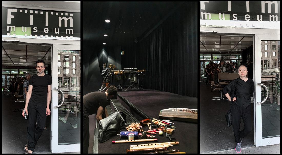 Stummfilm-Begleitung Black Box Düsseldorf