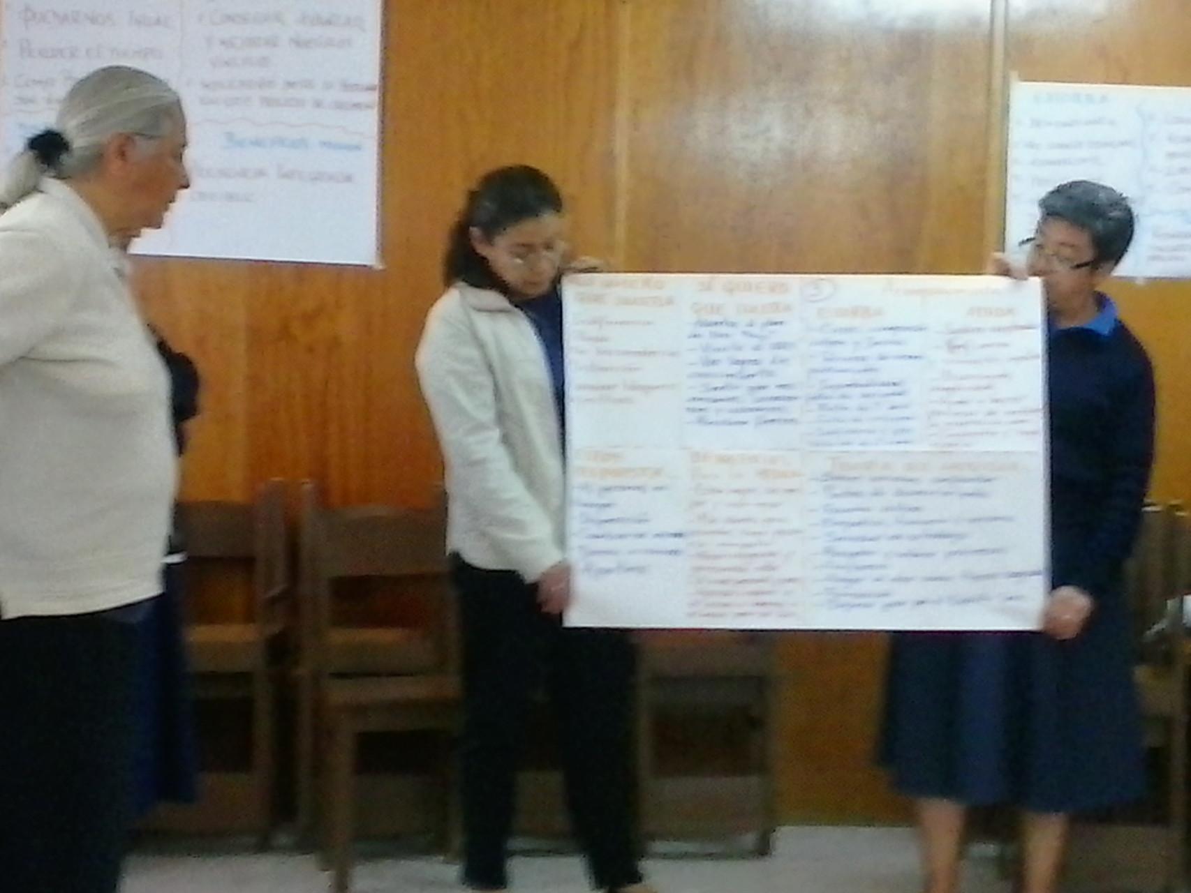 Taller: Humanizar los vinculos