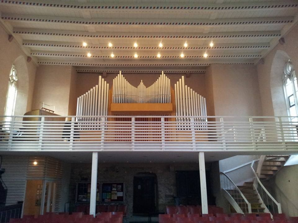 Die Neue Steinmeyer Orgel der St. Nikolai Kirche in Wettin