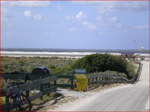 Der Strand von Schiermonnigoog