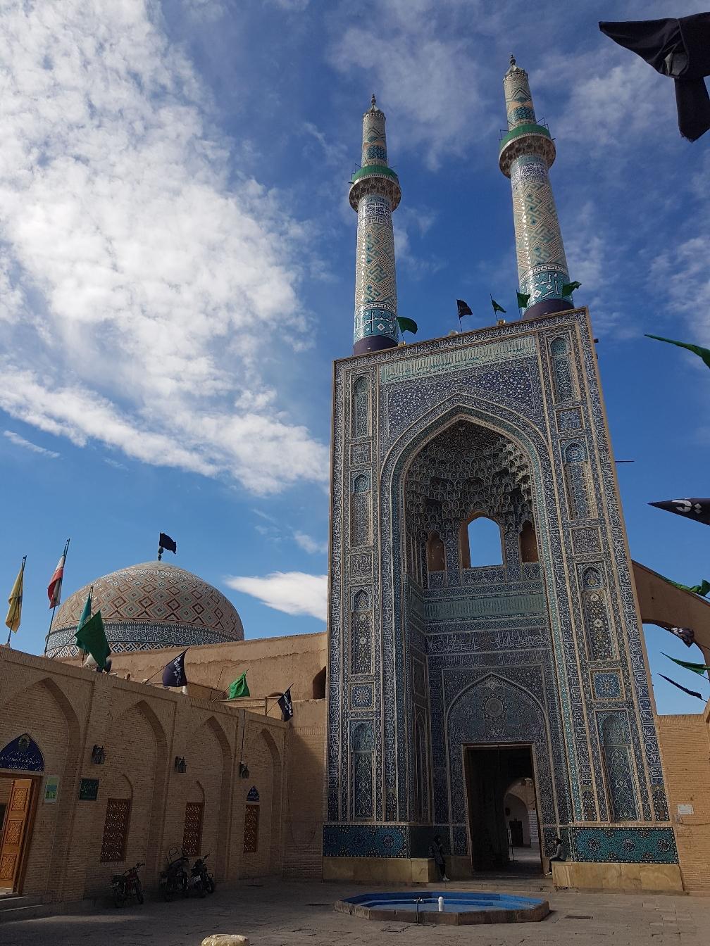 Prachtig Yazd