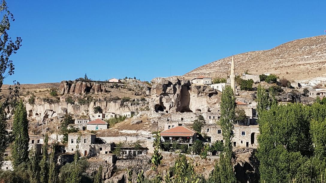 Een Turks dorpje