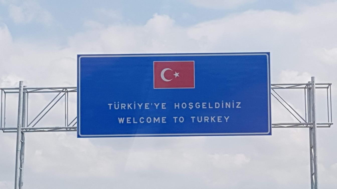 Welkom in Turkije!