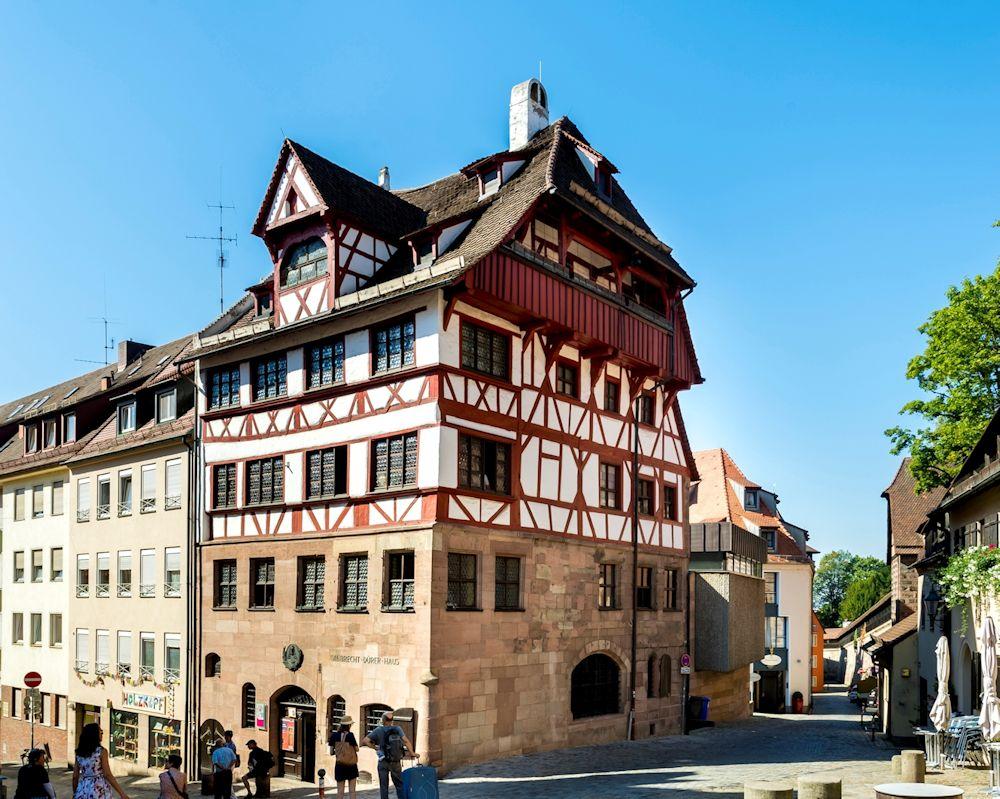Albrecht-Dürer-Haus Nürnberg