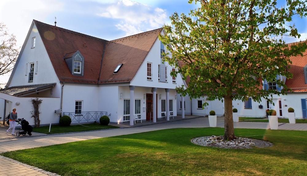 Vereinshaus Golfplatz Lichtenau-Weickershof