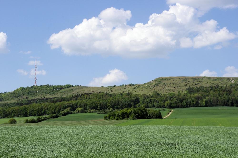 Panorama vom Hesselberg