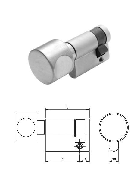 profilzylinder mit knauf schl sseldienst regel. Black Bedroom Furniture Sets. Home Design Ideas