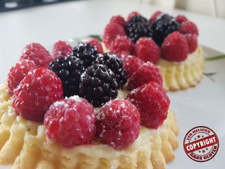 recette tartelettes aux fruits sans gluten sans lactose
