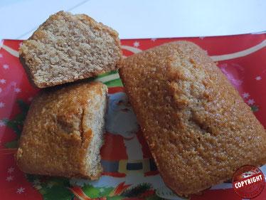 recette pain d'épices sans GLO