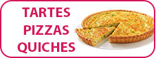 PIZZA QUICHES